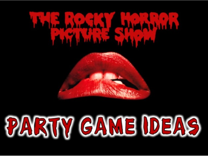 Rocky Horror Picture Show Party Games