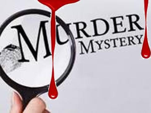 Murder Mystery Dinner Invitation was awesome invitation design
