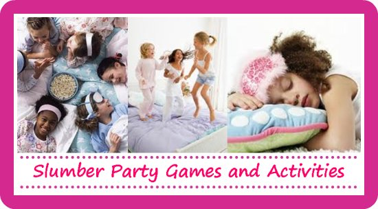 Sleepover Games Teens - best Party Games