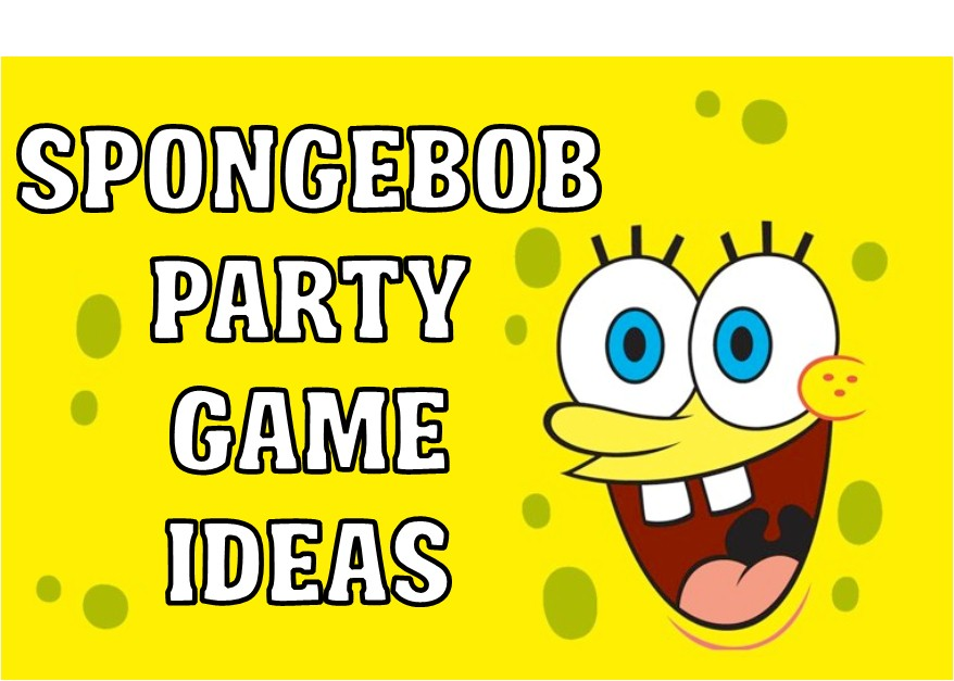 So Throwing A Spongebob Party Can Be Just As Entertaining When You Plan It Right