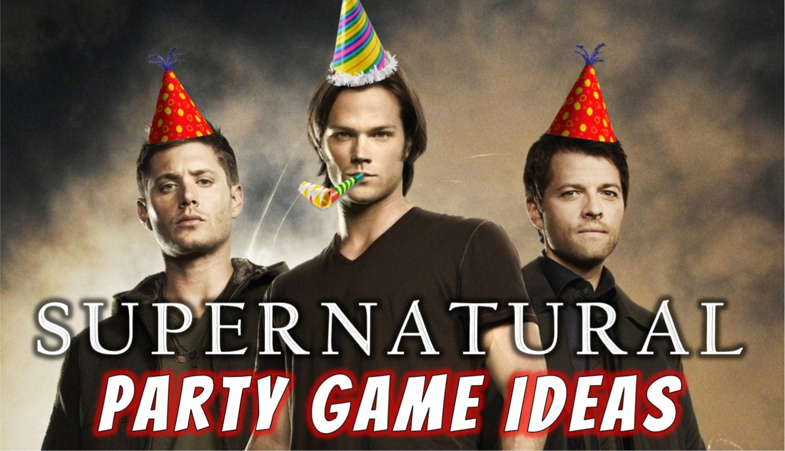 supernatural games