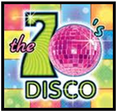 70's disco party theme Go back to the days of Saturday night fever, ...