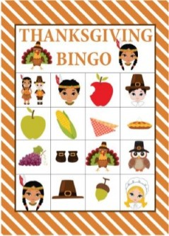 Thanksgiving Related Word Scrambles Crossword Puzzles Mazes And Jokes Take A Page From Clever Restaurants That Turn Kids Activities Into Placemats