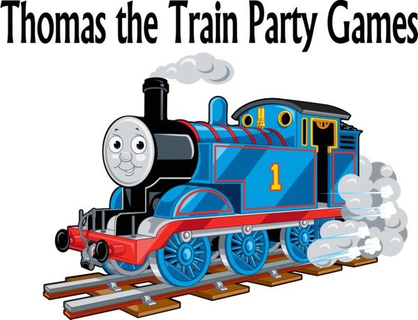 picture about Thomas and Friends Printable Faces identified as Thomas the Coach Birthday Social gathering Game titles, Plans, and printables!