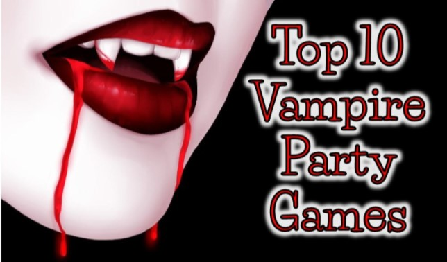 Fang Tastic Vampire Party Theme Ideas And Games