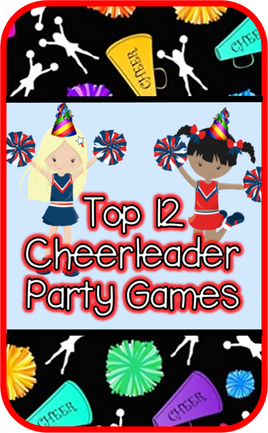 Top 12 Fun Drinking Games For Parties: Top 12 Cheerleader Party Game Ideas