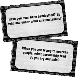 Digital File PDF File Truth or Dare Printable Cards for Adults
