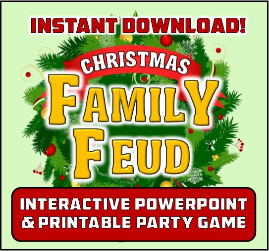 photograph regarding Printable Christmas Games With Answers identify Final 10 Humorous Xmas Celebration Match Guidelines