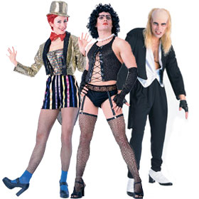 Rocky horror picture show party games you can add a twist and have each person perform a small impersonation or reenactment from the movie bookmarktalkfo Gallery