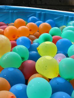Top 10 carnival theme party games for your kids backyard carnival booth and let the kids try and hit them with water balloons think of it as dodge ball with water balloons if they hit the target they get a ticket solutioingenieria Gallery