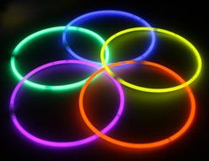 NEON PARTY IDEAS GLOW GAMES