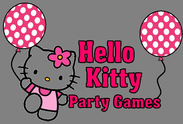 e0cc3fe8b DIY Hello Kitty Party Games!