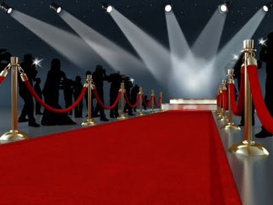 Hollywood party ideas and theme games for 1234 get on the dance floor star cast