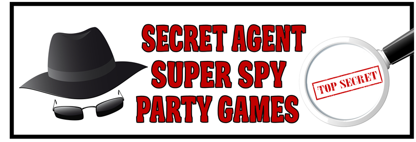 Spy party games secret agent birthday theme if your child is asking for a secret agent spy or detective birthday party theme you will want to check out the awesome spy party games and activities filmwisefo