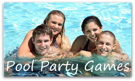 Top teen pool party games for the swimming pool for Swimming pool games for kids ideas