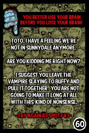 Zombie: A Secret Treasure Hunt Game Book (Treasure Hunt Series)